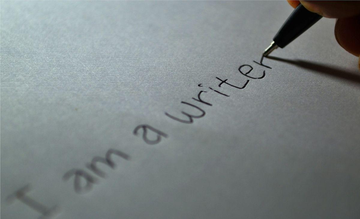 The Real Reason I Write...
