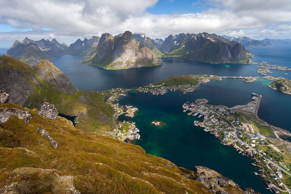 The Lofoten Declaration: A New Bar for Climate Leadership