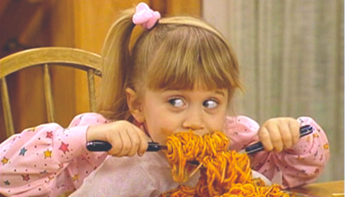 12 Signs You're The Girl Who Is ALWAYS Eating Pasta