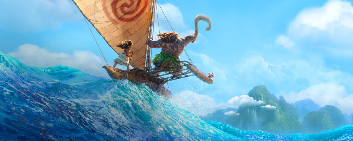 A Review on Moana