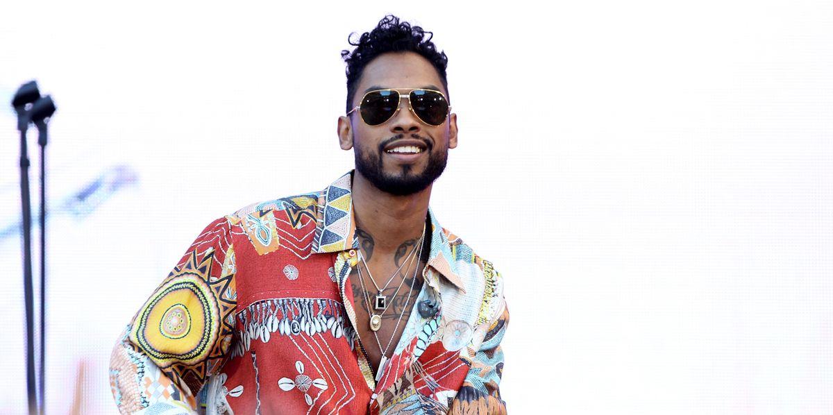"Listen to Miguel's Fresh Banger ""Shockandawe"""