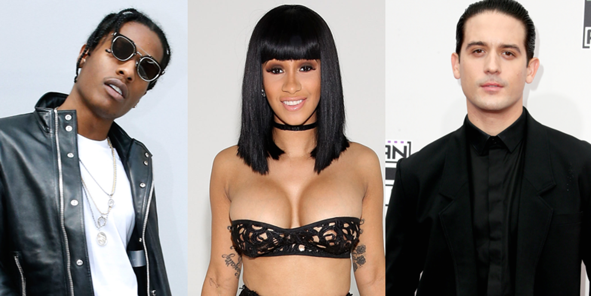 Come For Cardi B and Stay for A$AP Rocky on This New G-Eazy Track