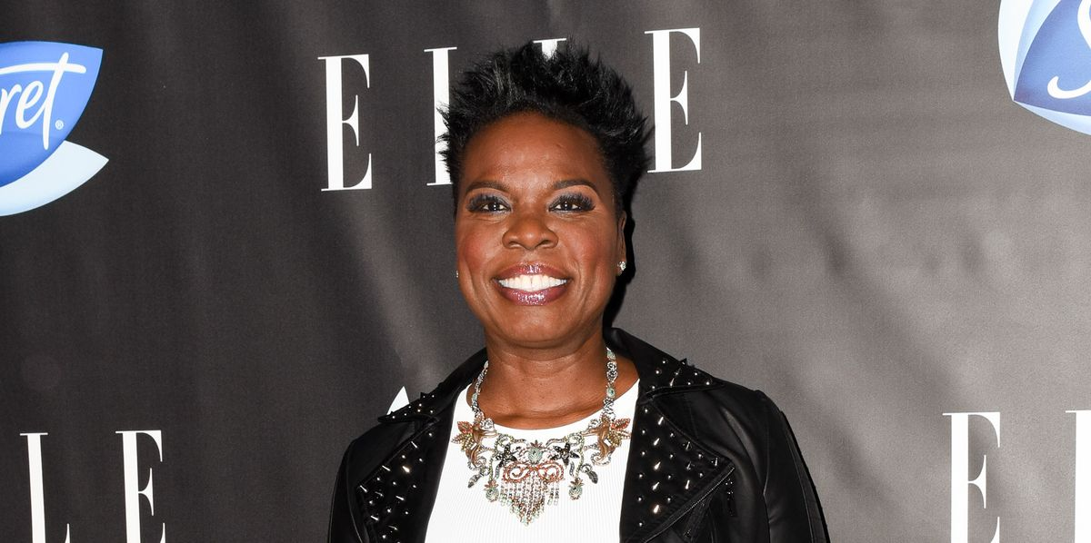 """Watch Our Hero Leslie Jones Celebrate Her 50th By Dancing In A Bathrobe To """"Birthday Bitch"""""""