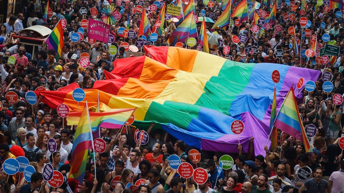 Dear Straight People: A Reminder About What 'Pride' Is Really For