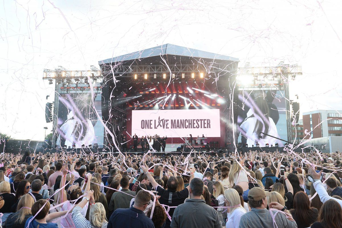 Ariana Grande Might Be Manchester's Newest Honorary Citizen