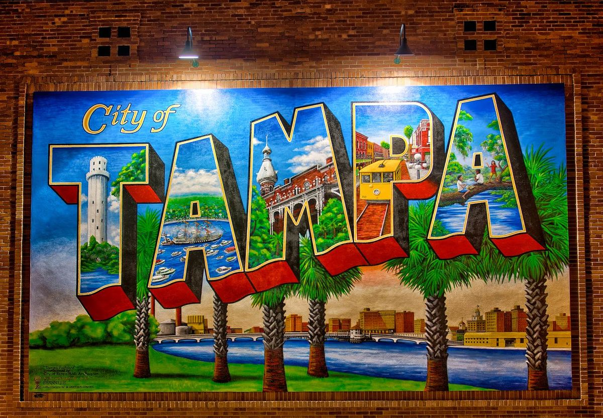 8 Of The Most Insta-Worthy Spots In The Tampa Area