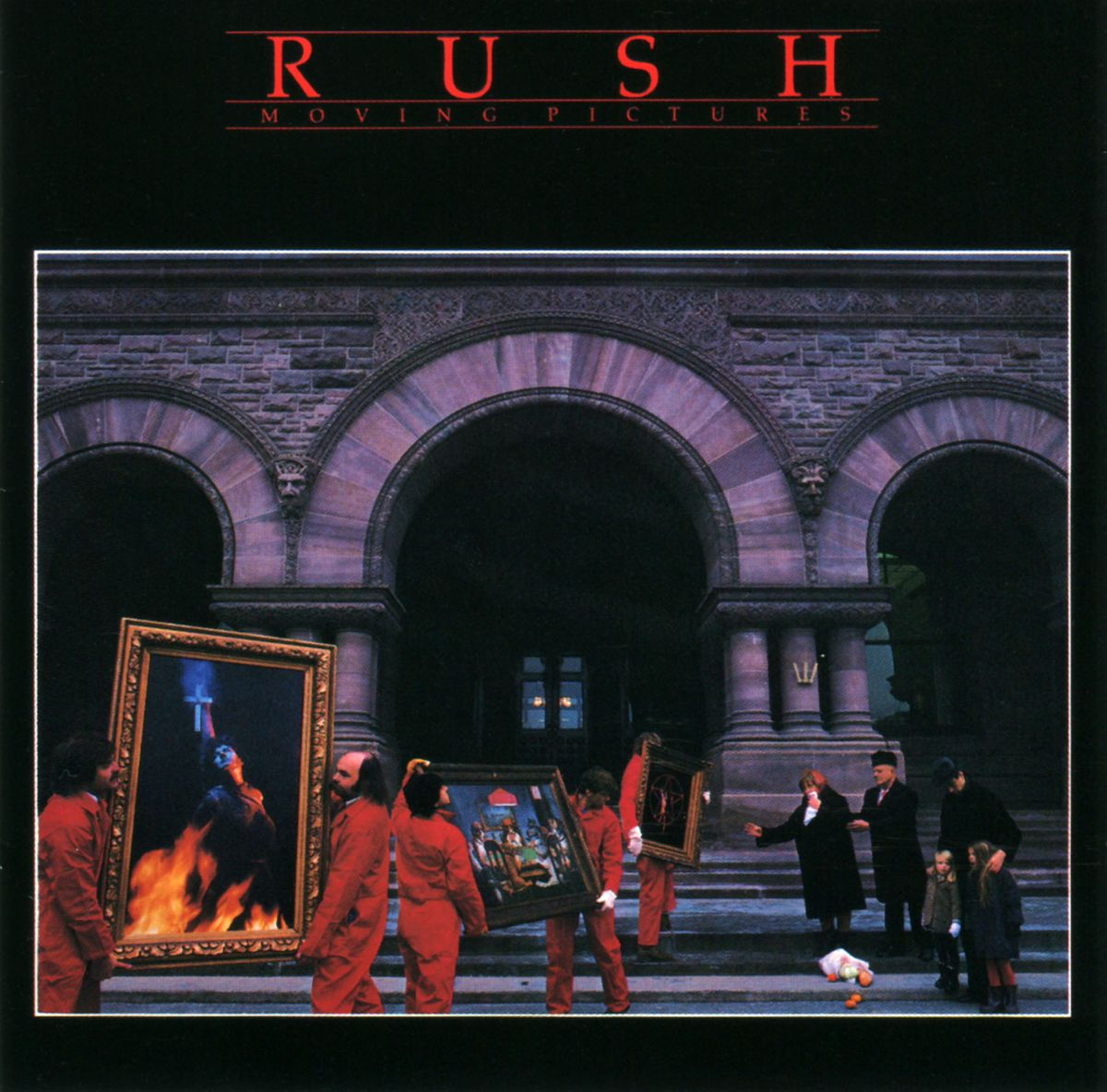 Rush: 'Moving Pictures' Album Review