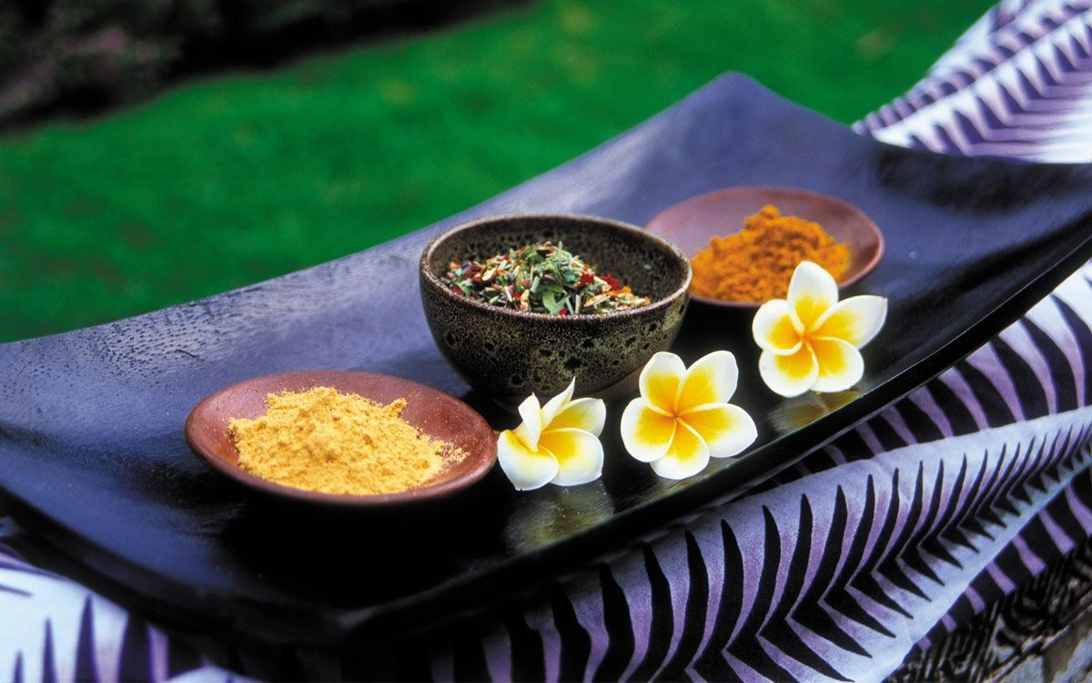 When In Bali, Go To The Spa?