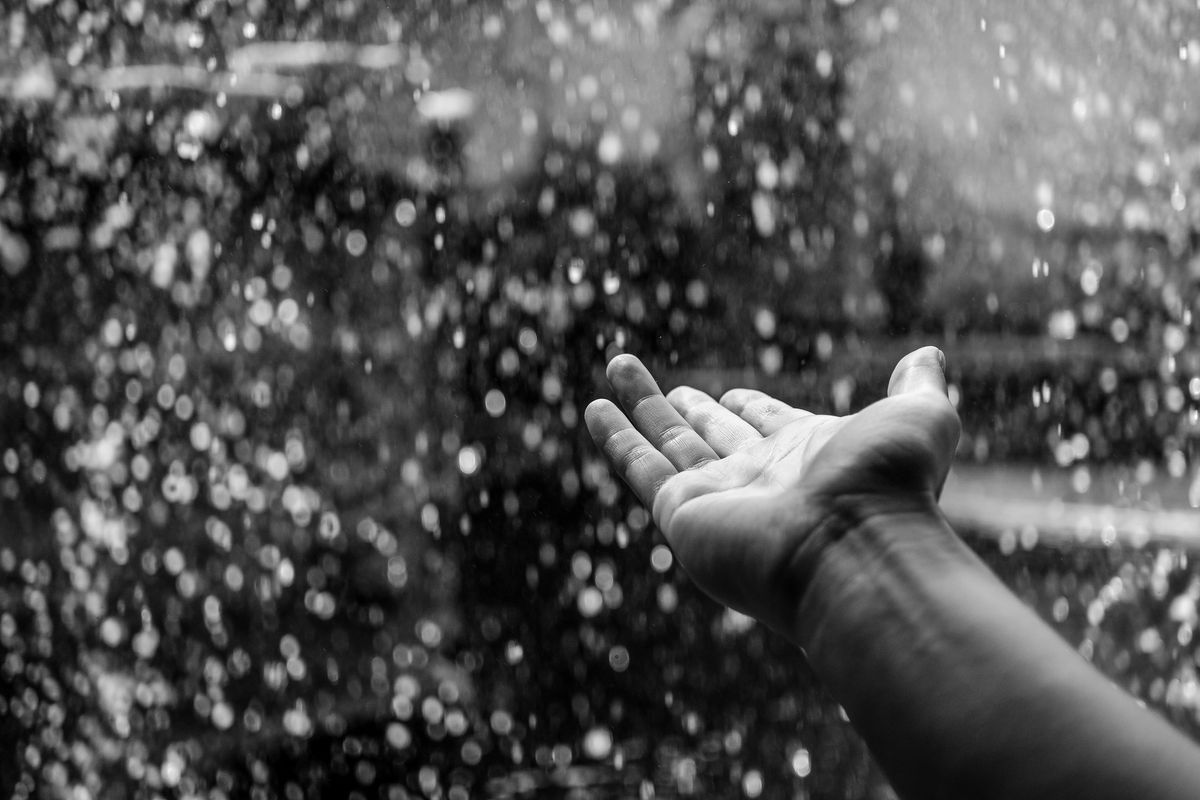Perseverance Comes From Learning How To Dance In The Rain