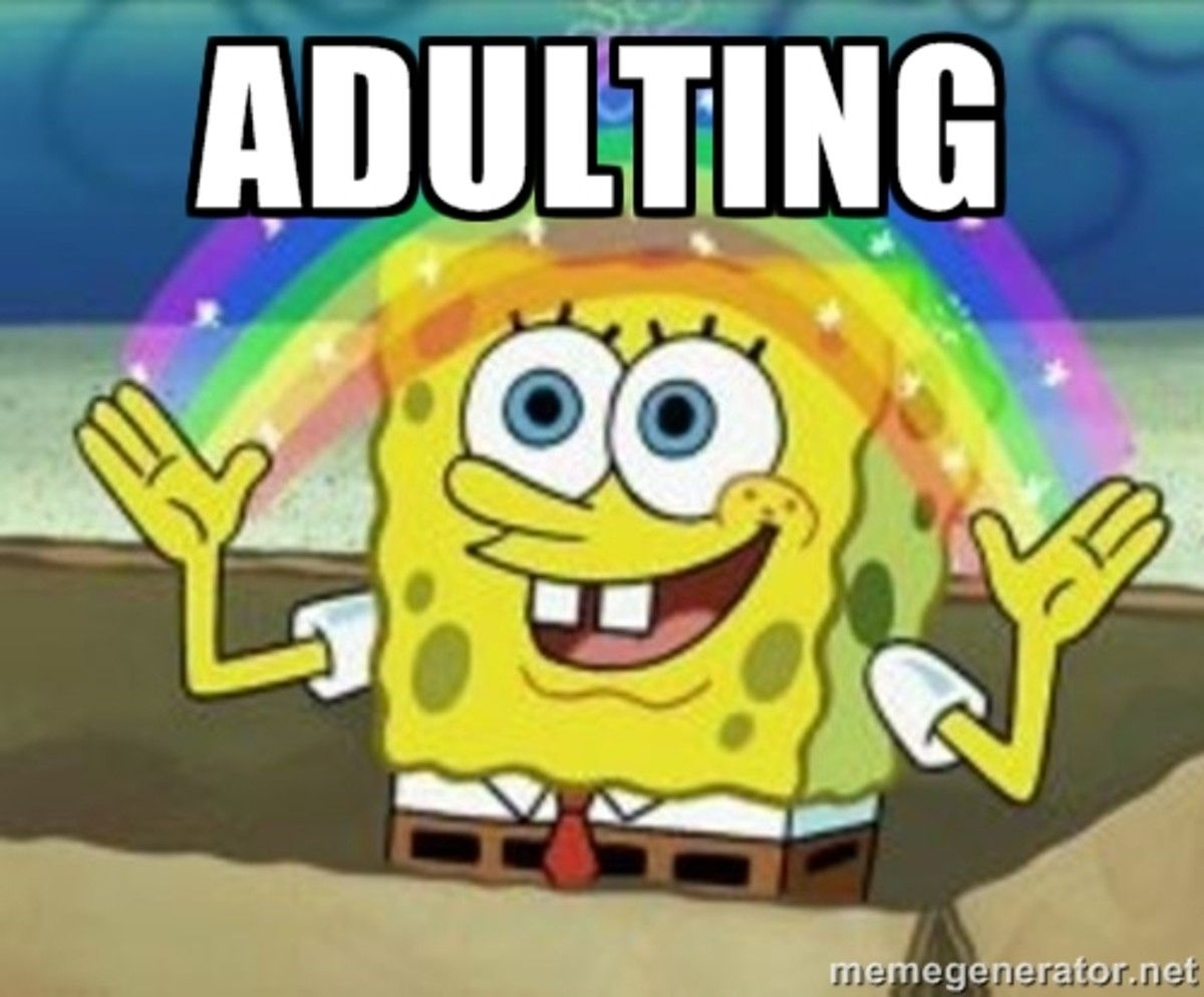 12 Signs You Are Adulting