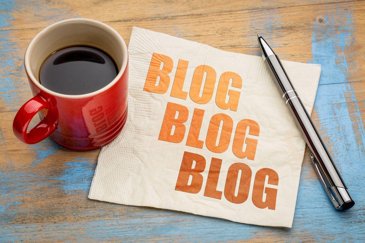 10 Reasons To Write a Blog
