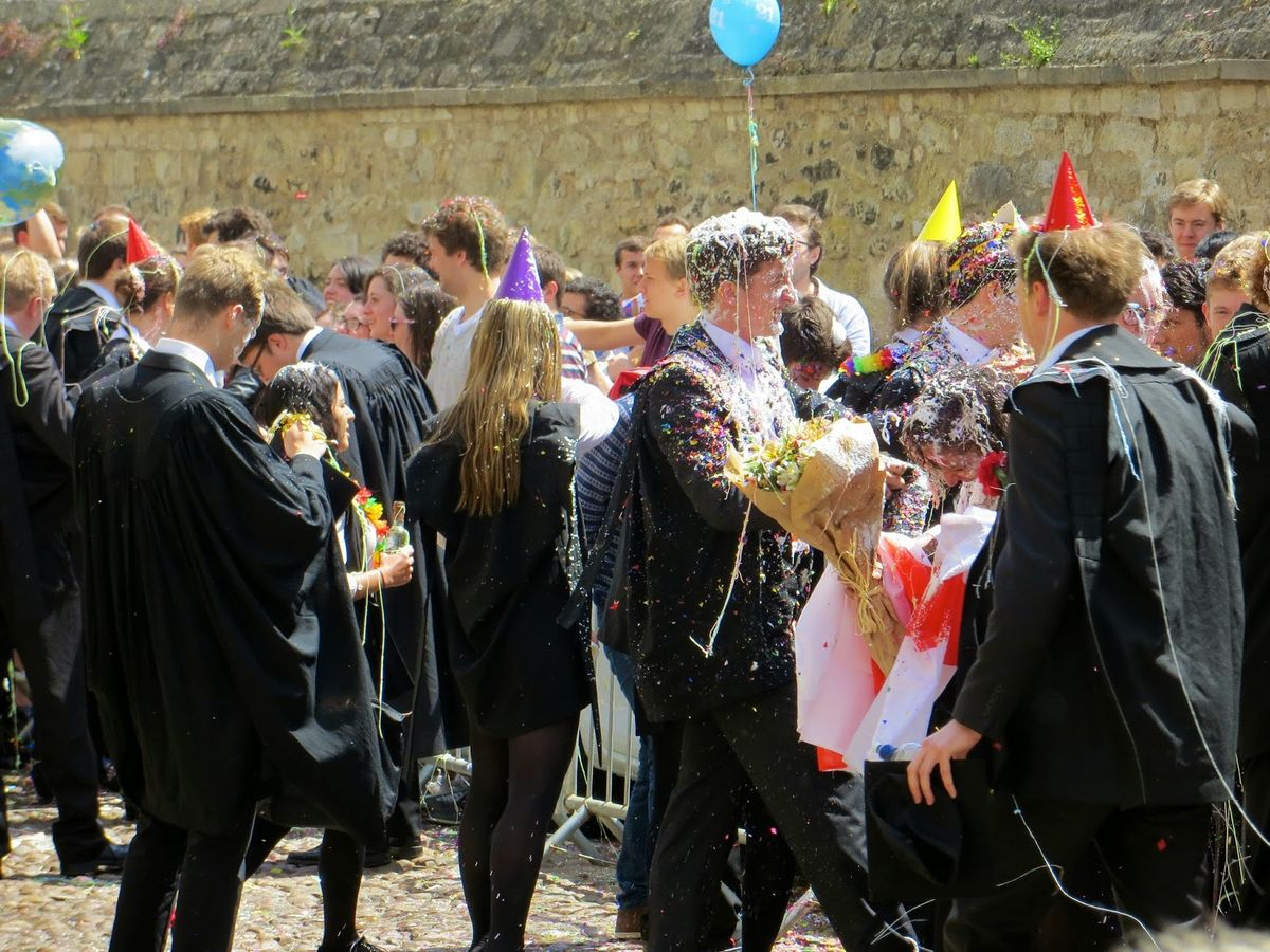 Trashing: The Age Old Tradition at Oxford University