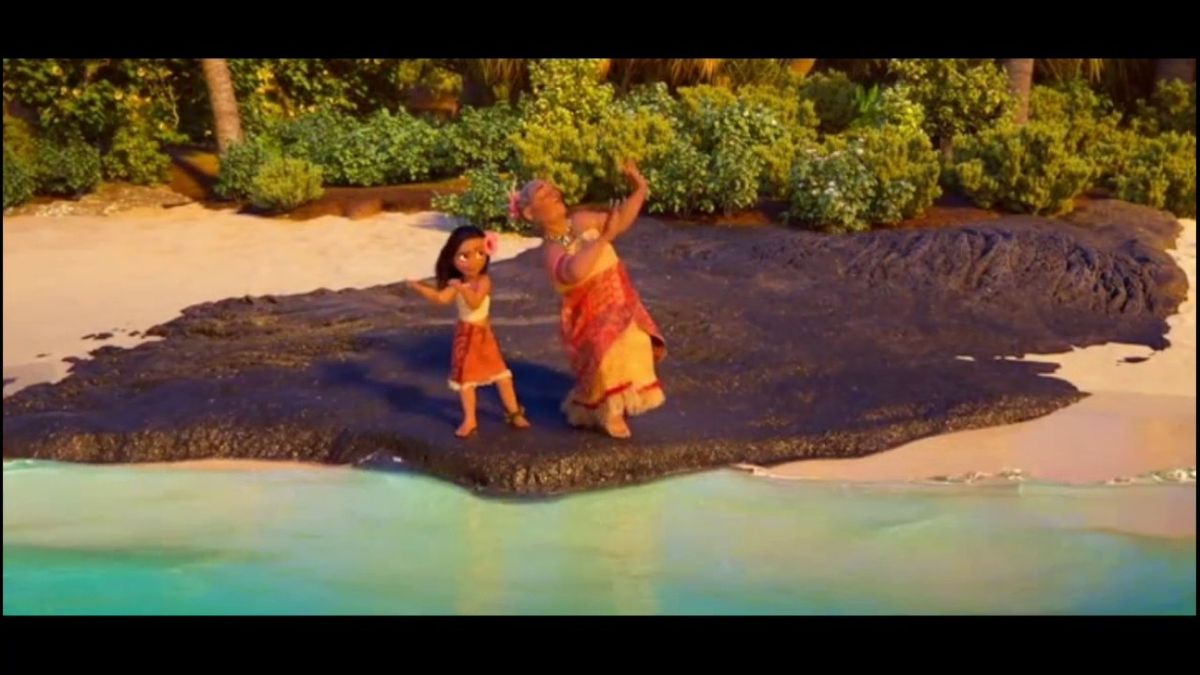 Moana Saved Me From The Heartbreak Of My Grandmother's Death