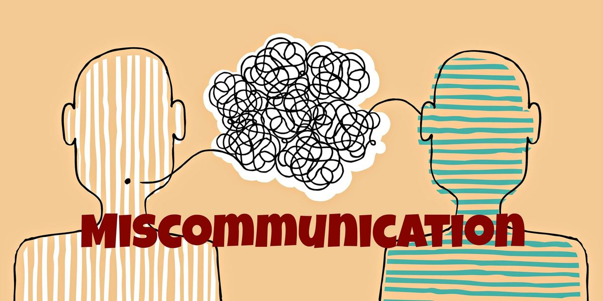 Miscommunication With Social Media