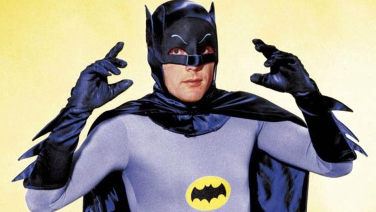 Remembering The Batman: Adam West