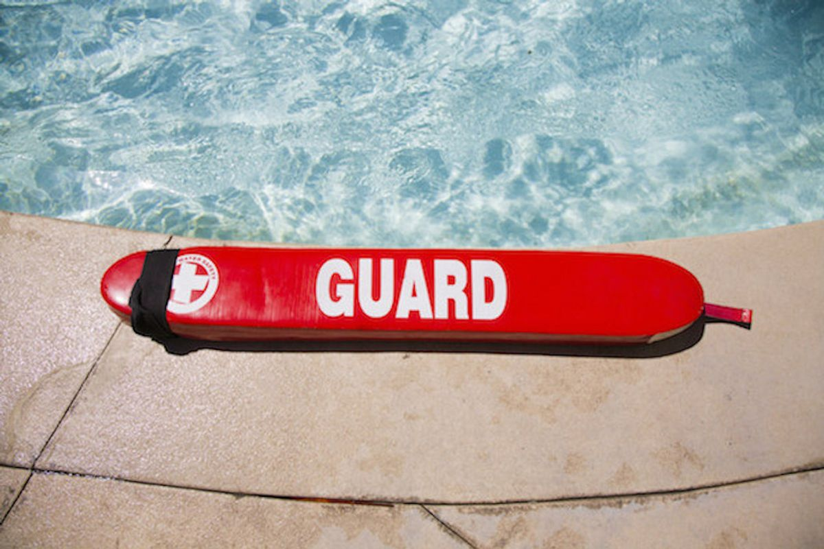 9 Things Small Town Lifeguards Understand