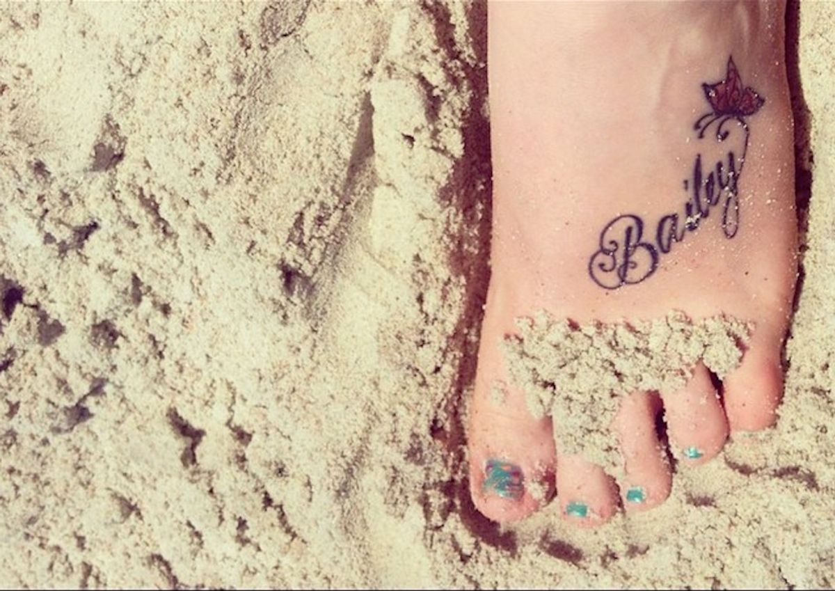 I'm A Christian And I Have A Tattoo