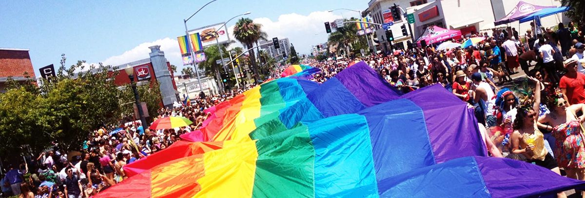 I've Attended Pride On Opposite Sides Of The Country And This Is What I've Observed