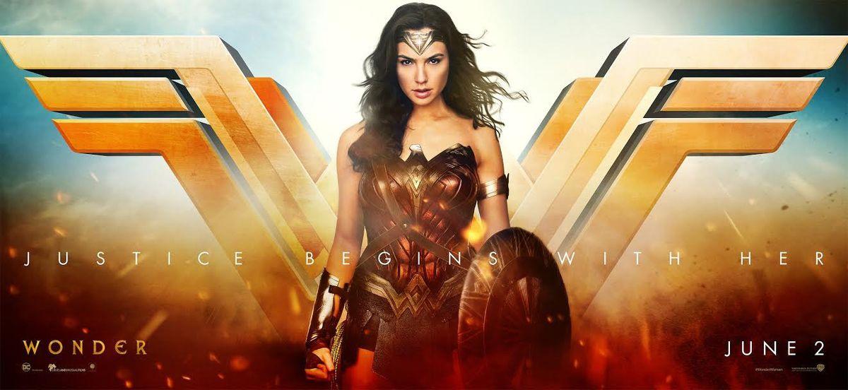 "Odyssey Film Reviews: ""Wonder Woman"""