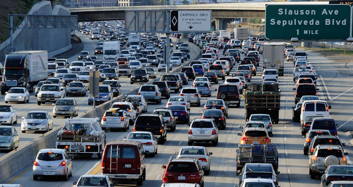 The Truth About Los Angeles Traffic