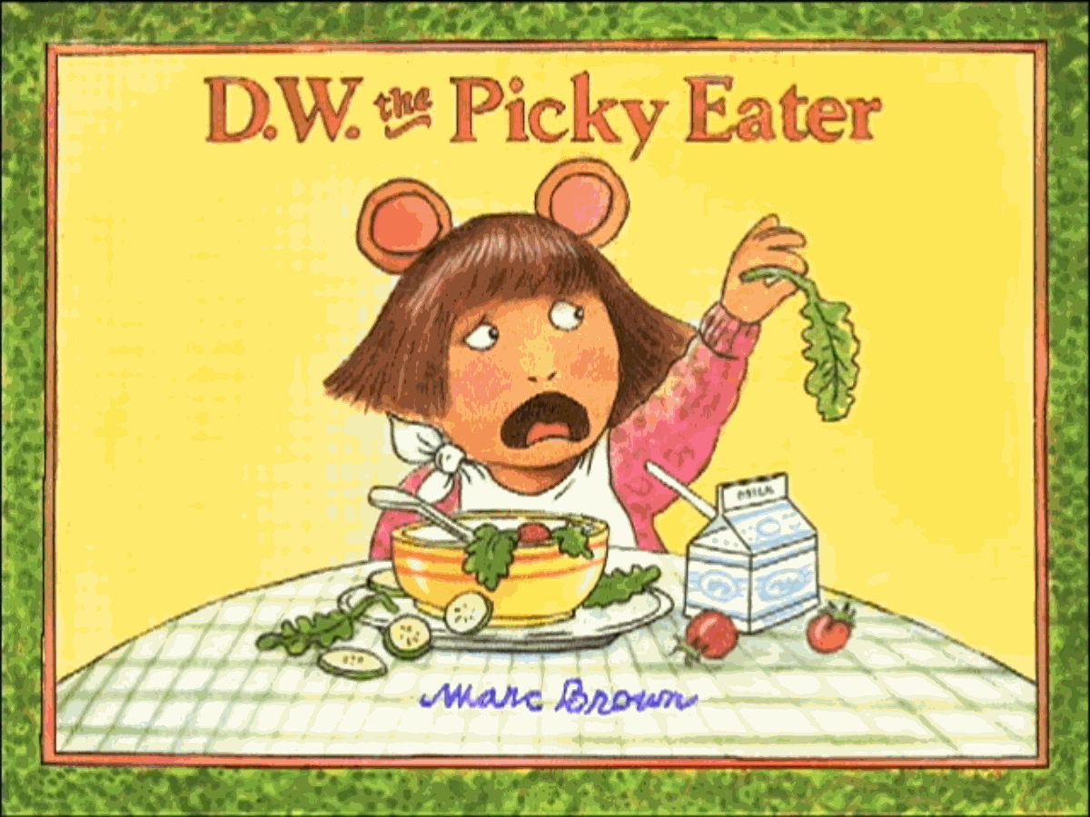 7 Confessions Of A Picky Eater