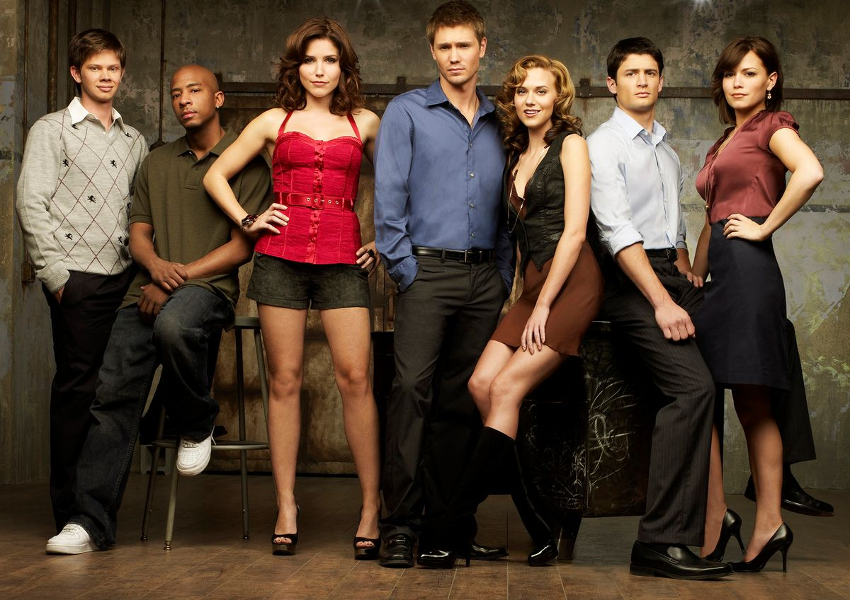 "32 ""One Tree Hill"" Quotes To Live Your Life By"