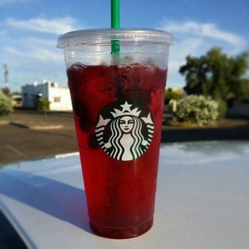 10 Iced Drinks To Try At Starbucks This Summer