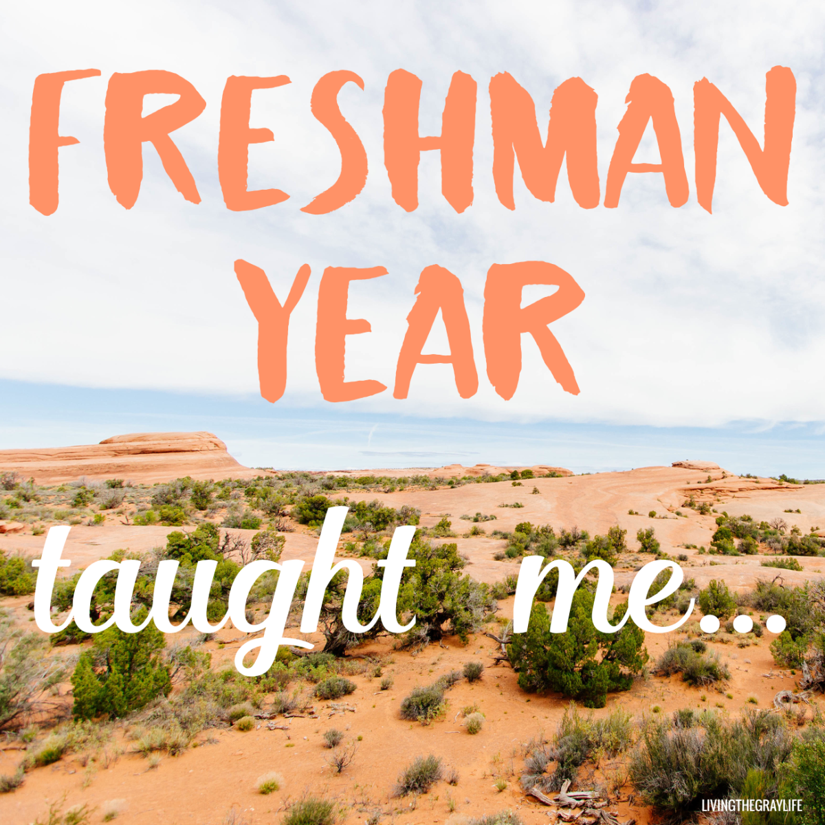What I Wish Someone Had Told Me About Freshman Year