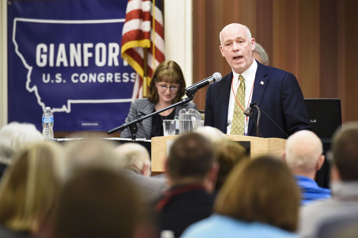 Congressional Candidate Gianforte And The Press