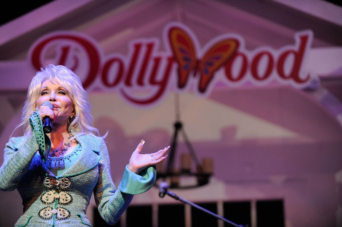 Dolly Parton Is The Queen Of The Smokies