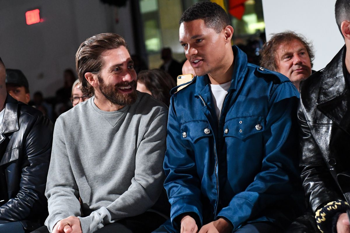 See Jake Gyllenhaal, Trevor Noah, Ashton Sanders and More Front Row at NYFW