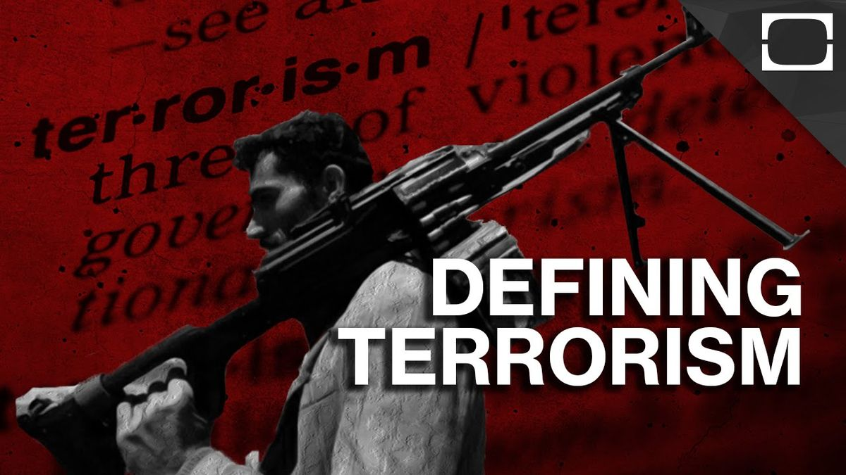500 Words On Terrorism