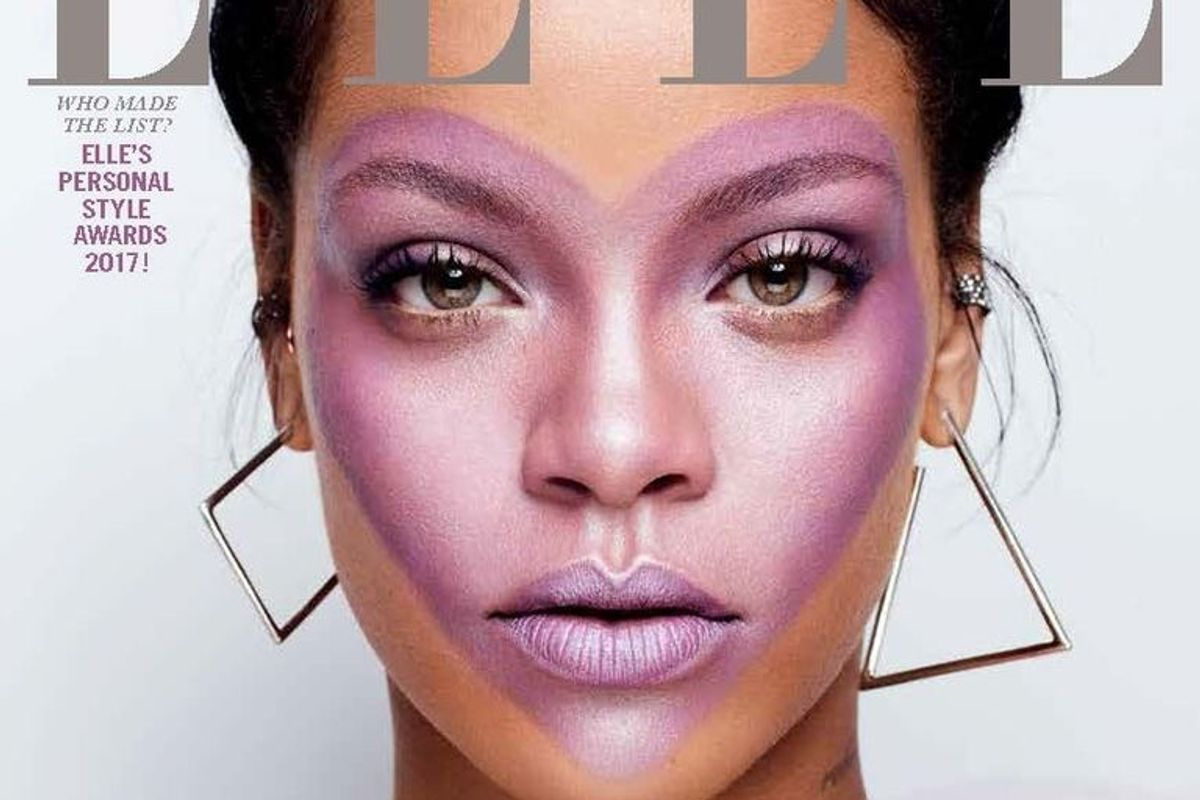 Rihanna Talked Losing Her Virginity with David Copperfield