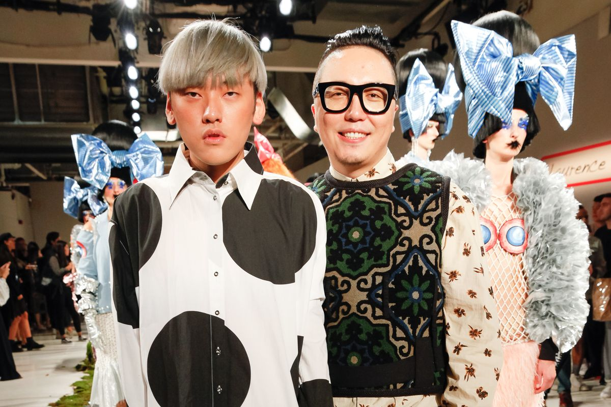 Designer Duo Laurence & Chico Dish About Their Latest Collection