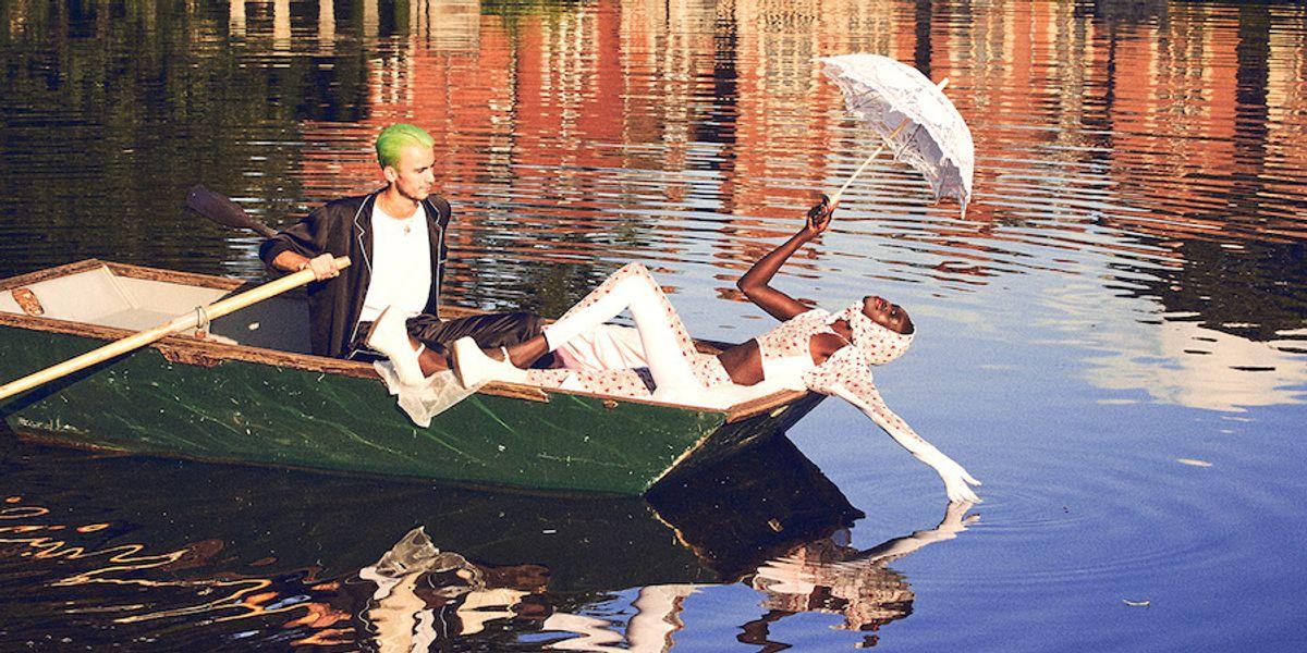 Designer Christian Cowan Embraces the Fantasy