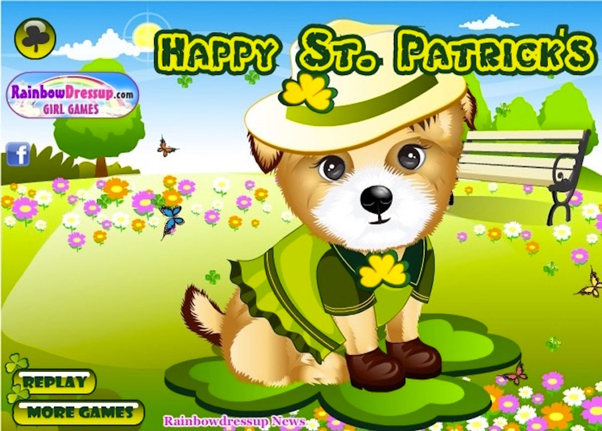 Holiday Games: 30+ St Patrick Games For Kids, Teens, & Adults