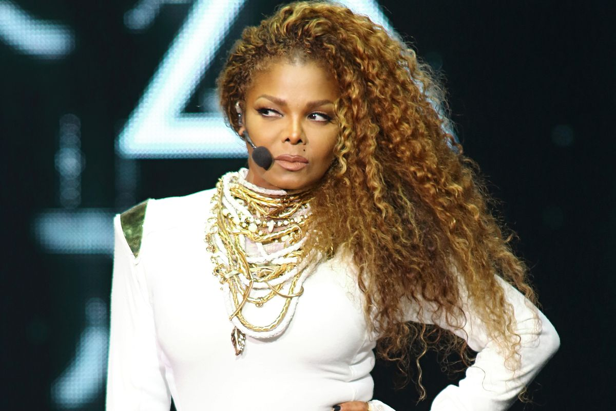 Janet Jackson's Show Opened with Video Condemning White Supremacy and Fascism