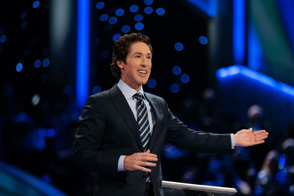 Why People Are Mad At Joel Osteen