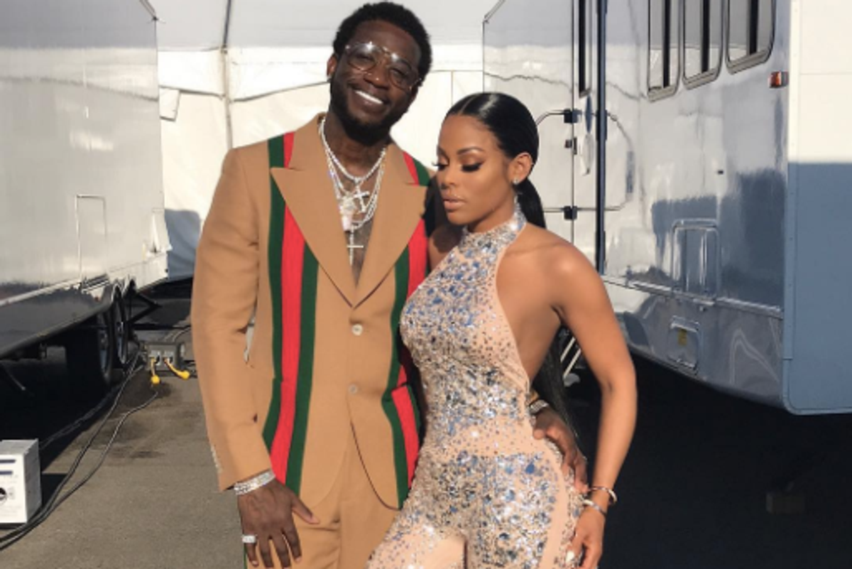 See the First Trailer for Gucci Mane and Keyshia Ka'oir's Wedding Special