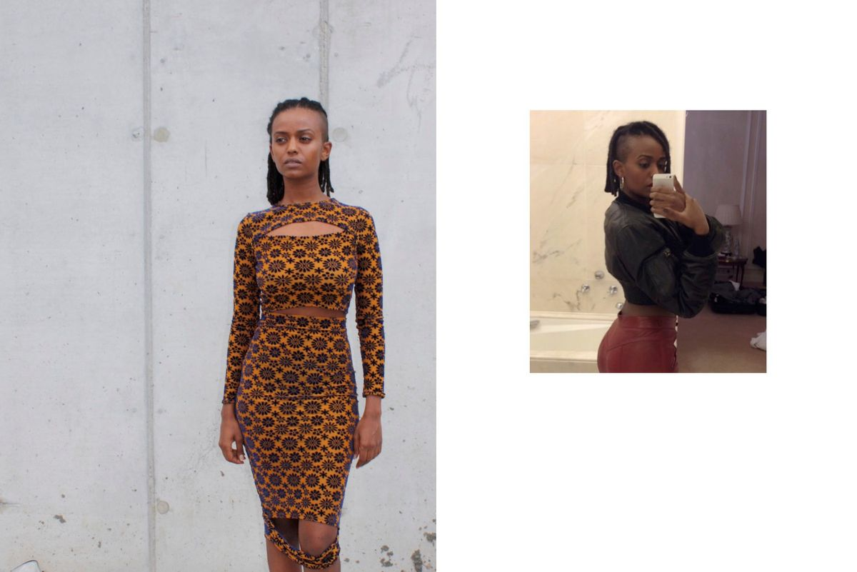 The Standout Models From the Diverse Eckhaus Latta Show