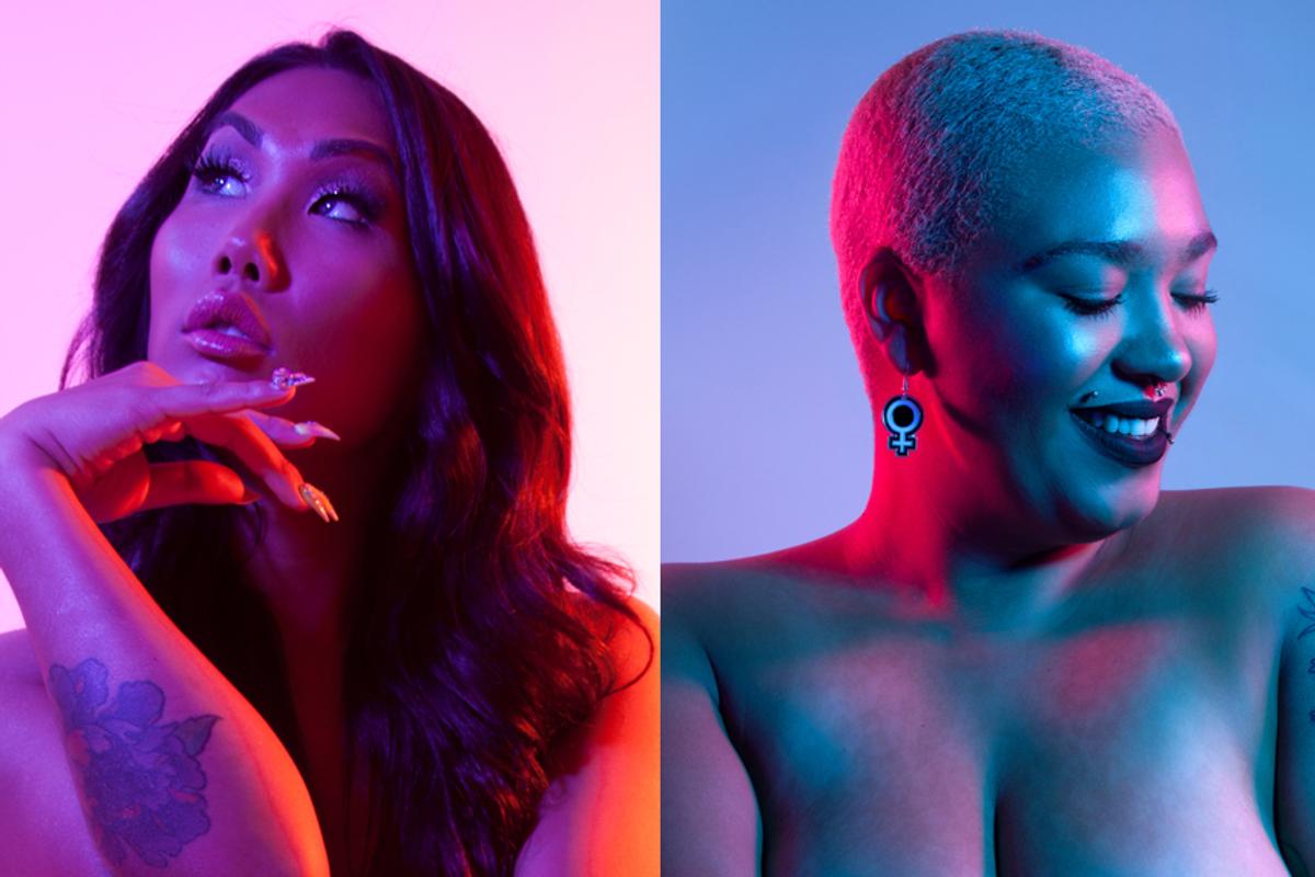NSFW: Peep These Glowing Feminist Portraits for Amber Rose's Slutwalk
