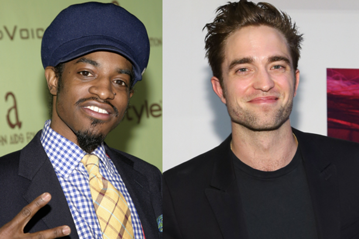 André 3000 and Robert Pattinson Will Star in a New Sci-Fi Film