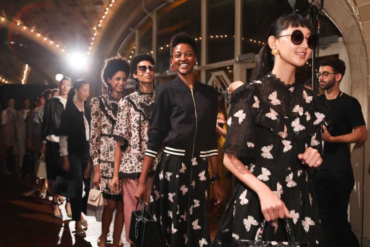 Designers Are Taking Over Restaurants for NYFW Shows