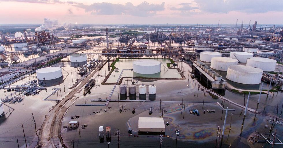 Hurricanes Irma and Harvey Cast Spotlight on Toxic Sites In Our Midst