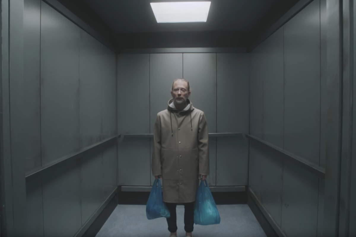 "Watch Radiohead's New Video For 'OK Comupter'-Era Track ""Lift"""
