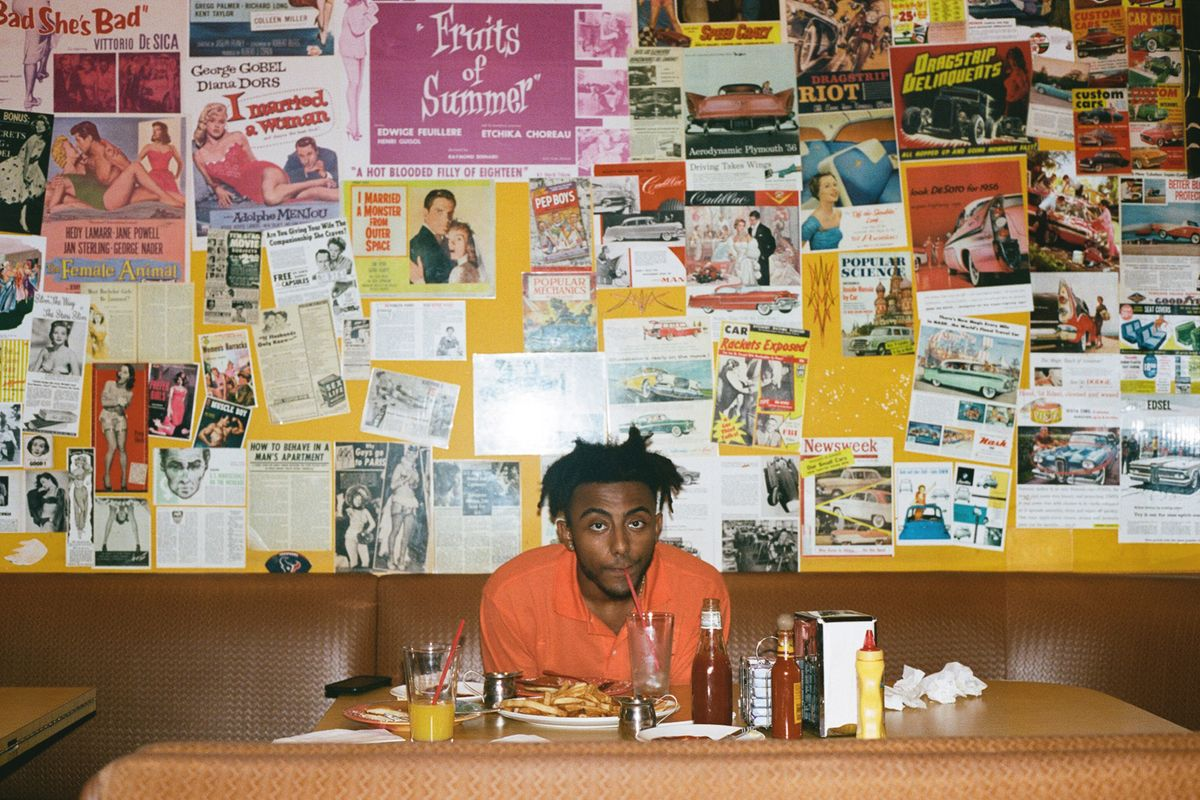 A Night Off with Amine: The Reluctant Rap Star Who Remains Unfiltered