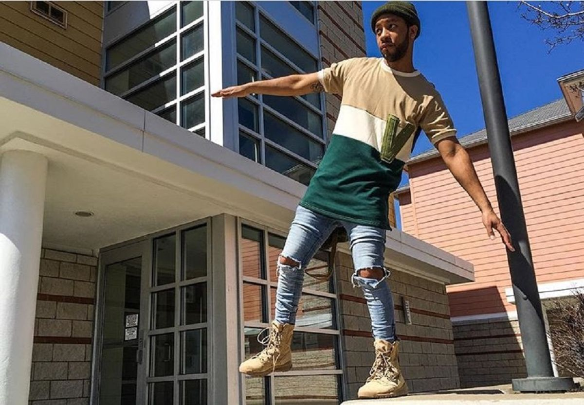 College Student Inspires Others With His Clothing Line