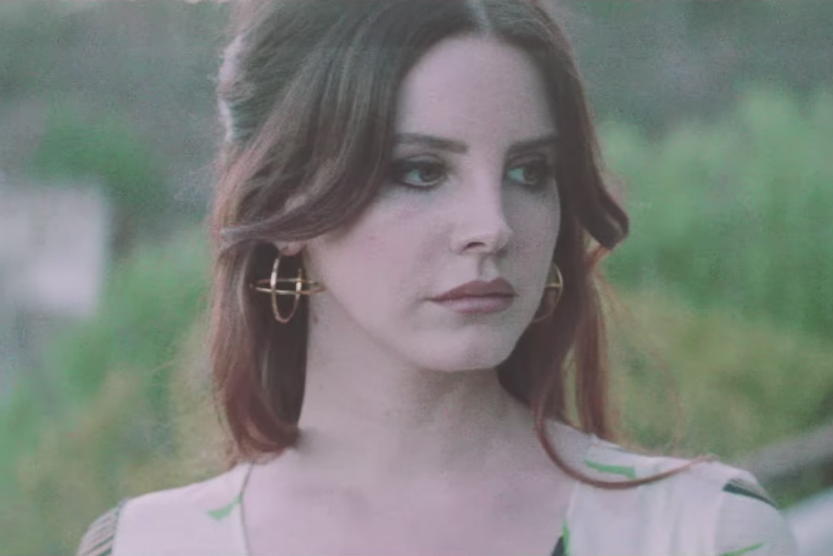 """Watch Lana Del Rey Continue to be Impossibly Perfect in """"White Mustang"""" Video"""