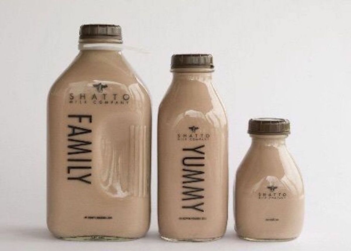 5 Reasons Why You Should Drink Chocolate Milk In The Shower