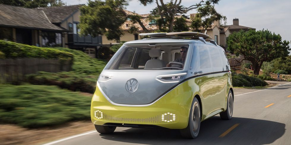 Volkswagen Group to Offer Electric Version for All 300 Models by 2030